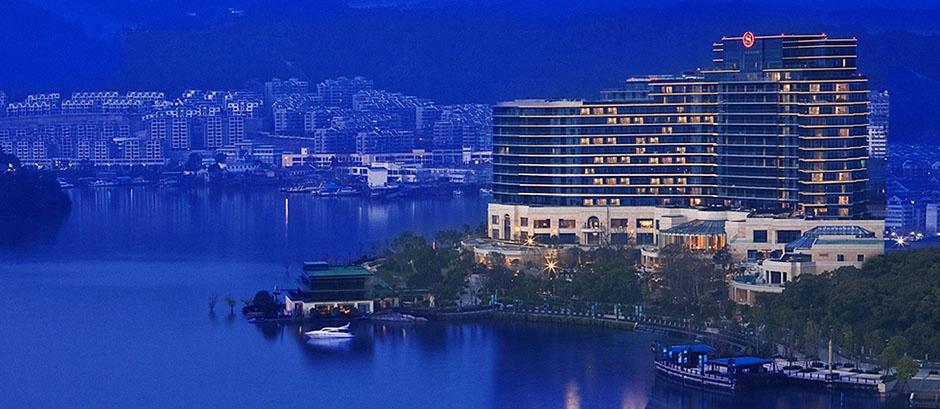 杭州绿城千岛湖喜来登度假乐虎体育